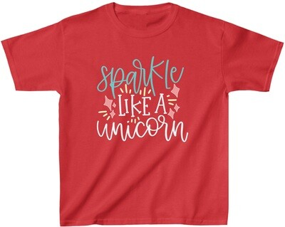 Sparkle Like A Unicorn - Youth Crew Neck