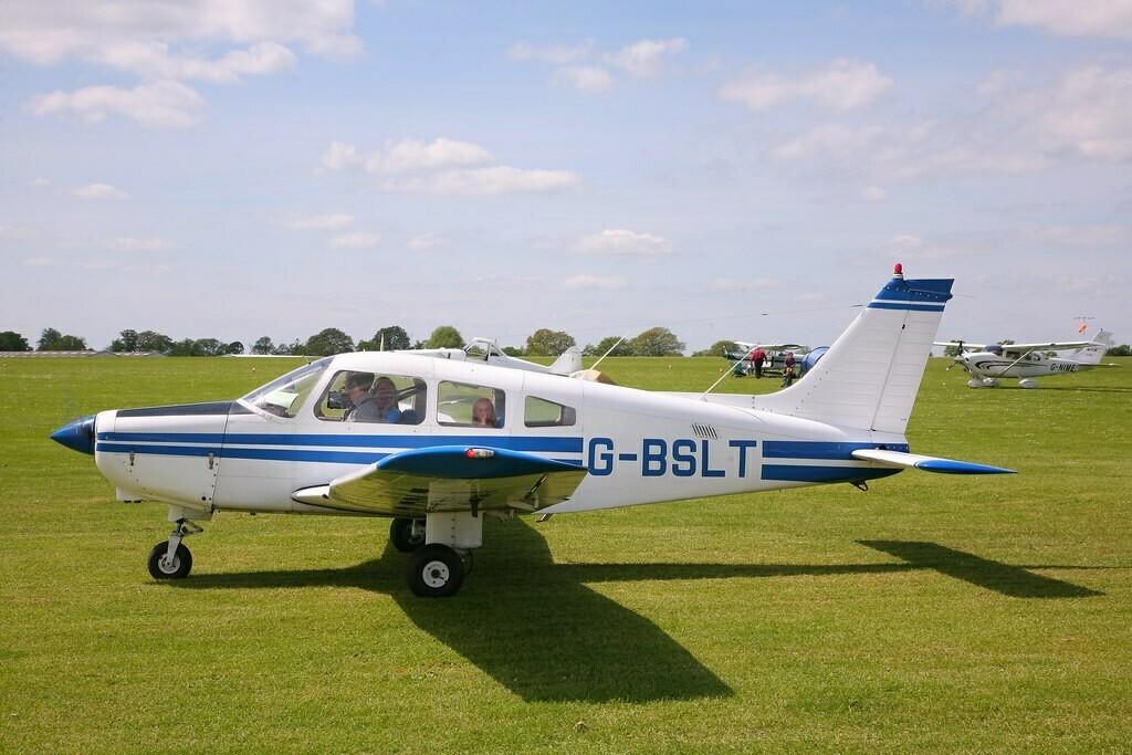 1980 Piper PA28-161 Warrior