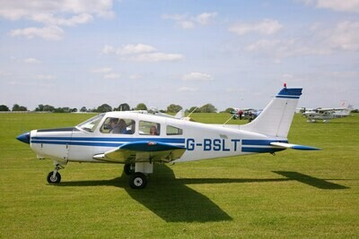 1980 Piper PA28-161 Warrior