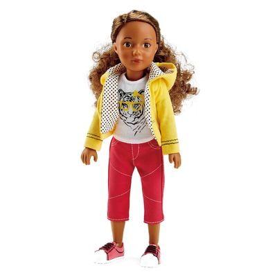 Шарнирная кукла Джой Kruselings, 23 см