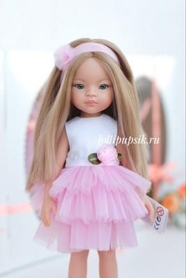 Кукла Маника Paola Reina, 34см