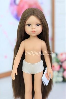 Кукла Кэрол с волосами до щиколоток, б/о, Paola Reina, 34см