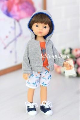 Paola Reina Кукла Винсент, 34 см
