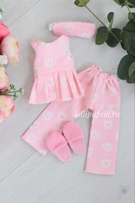 Пижама для куклы Paola Reina 34 см