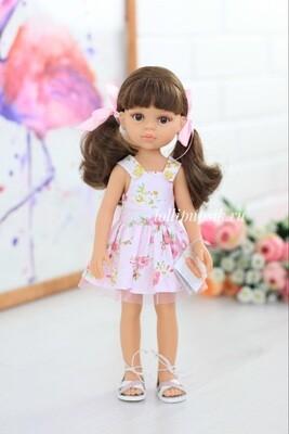 Кукла Кэрол, Paola Reina, 34см