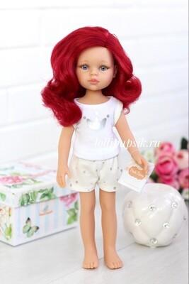 Кукла Даша в пижаме, Paola Reina, 34см