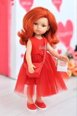 Кукла Кристи Paola Reina, 34см