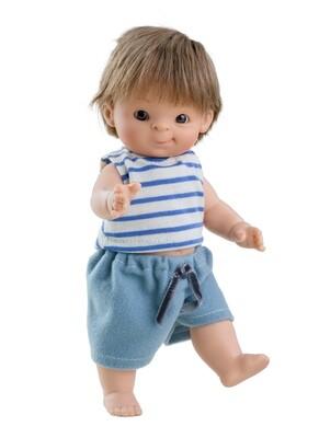 Кукла-пупс Федель, Paola Reina, 21 см
