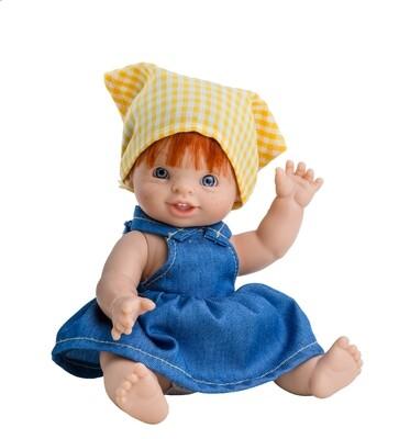 Кукла-пупс Елена, Paola Reina, 21 см