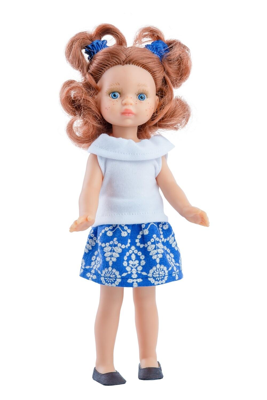 Кукла Триана Мини Подружки, Paola Reina, 21 см