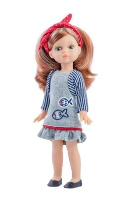 Кукла Паола Мини Подружки, Paola Reina, 21 см
