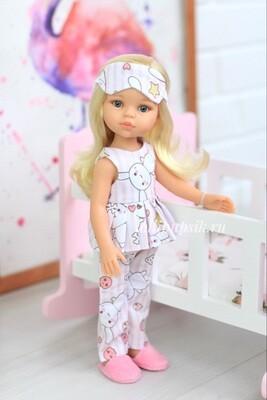 Кукла Клаудия Paola Reina, 34см