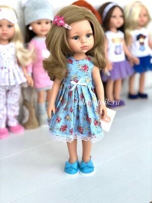 Paola Reina Кукла Карла, 34 см