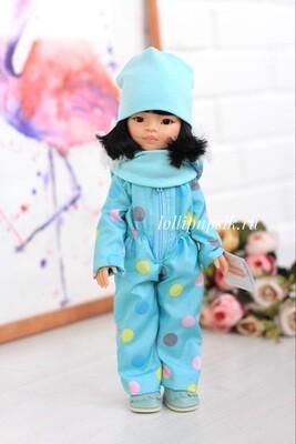 Paola Reina Кукла Лиу, 34 см