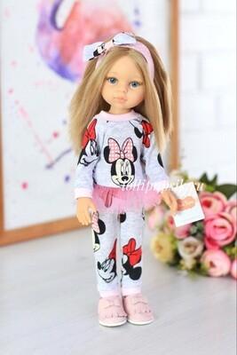 Кукла Карла, Paola Reina, 34см