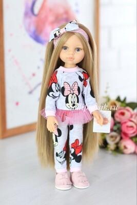 Кукла Карла с волосами до щиколоток, Paola Reina, 34см