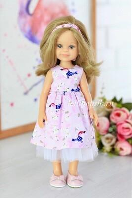 Paola Reina Кукла Клео, 34 см