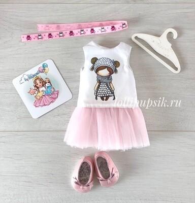 Наряд для куклы Paola Reina 34 см