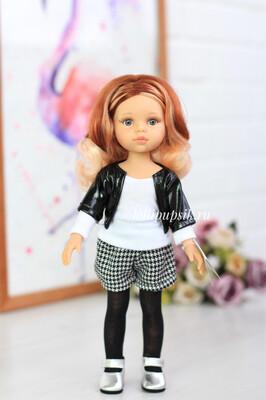 Reina del Norte, кукла Рут, 34 см, Paola Reina