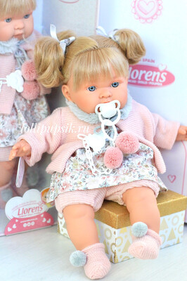 Кукла Alexandra от Llorens, 42 см