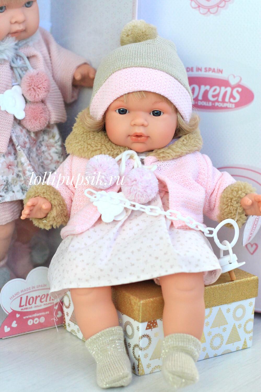 Кукла Susa от Llorens, 38 см