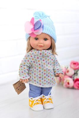 Lamagik S.L. (Magic Baby) Кукла Бетти с ароматом карамели (в стильном наряде)