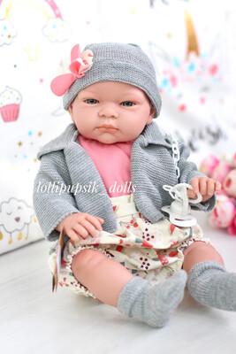 Lamagik S.L. (Magic Baby) Кукла-младенец Дженни