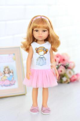 Кукла Даша Paola Reina, 34см
