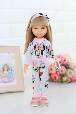 Кукла Карла Paola Reina, 34см
