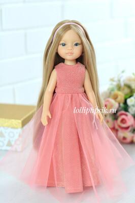 Кукла Маника с волосами до щиколоток, Paola Reina, 34см