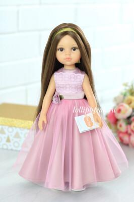 Кукла Кэрол (отправка после 09.12.2019) с волосами до щиколоток, Paola Reina, 34см