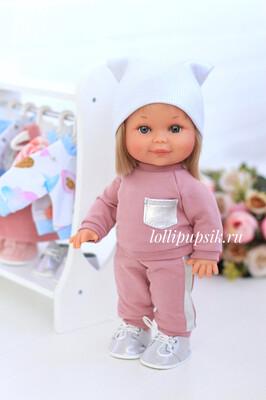 Кукла Бетти с ароматом карамели, 30 см (в спортивном костюме с серебристыми вставками) Lamagik Magic Baby