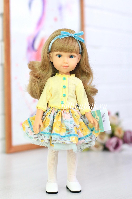Reina del Norte, кукла Бланка, 34 см, Paola Reina