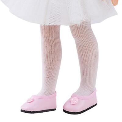 Колготки белые для куклы Paola Reina 32-34 см