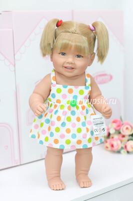 Кукла виниловая Manolo Dolls DIANA со светлыми волосами, 50 см