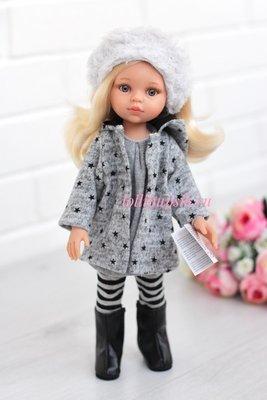 Paola Reina Кукла Клаудия, 34 см