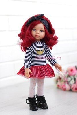 Paola Reina Кукла Даша, 34 см