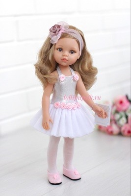 Paola Reina Кукла Карла балерина, 34 см