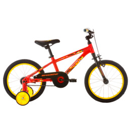 AVA BIKE SHADOW 16 RED/YELLOW