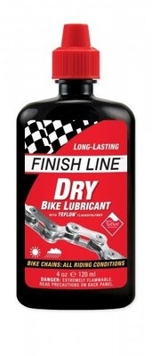 Dry Bike Lubricant 120 ml