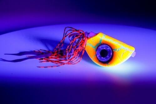 Beady Eye Kabura 14g Orange Assassin