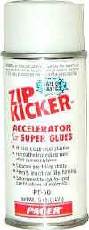 Zip Kicker Accelerator aerosol G-6899