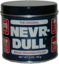Nevr-Dull Metal Polish - 5 oz J-3450