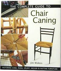(OUT OF STOCK) - The Complete Guide to Chair Caning A-0005