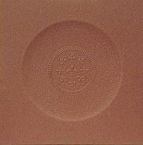 Seat - Round Fleur-de-Lis Pattern K-9070
