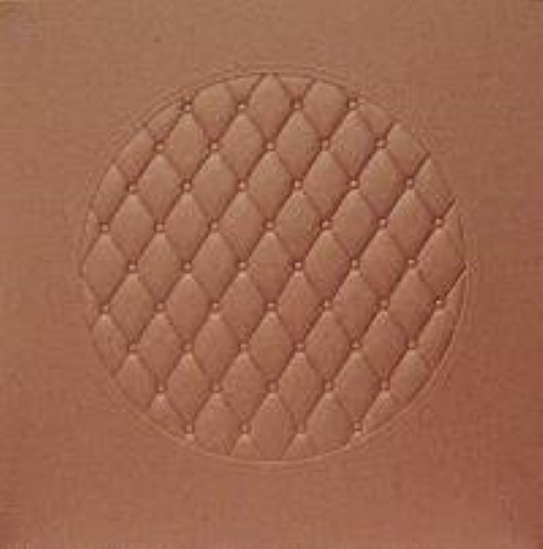 Seat - Round Tufted Pattern 18 inch square K-9020