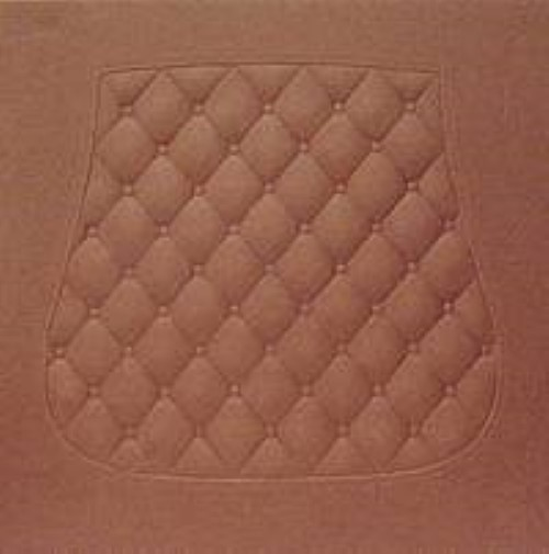 Seat - Tufted Shaped Pattern K-9054