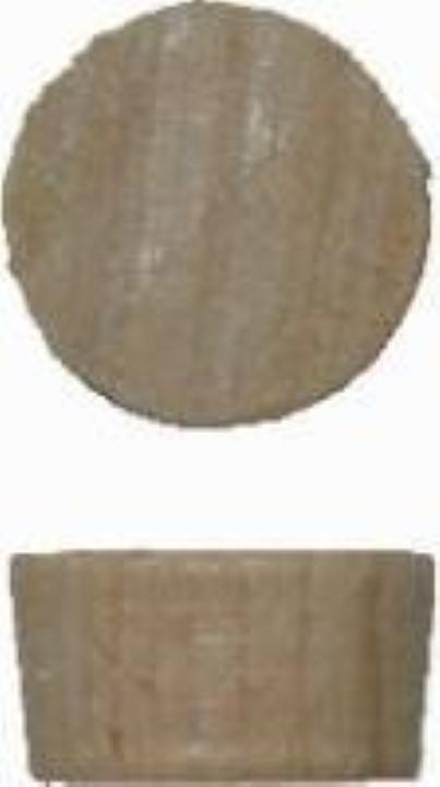 "Screw Hole Plugs - Maple End Grain - 7/16"" W1-6517"