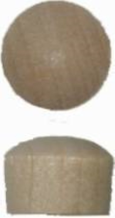 "Screw Hole Plugs - Maple End Grain - 3/8"" W1-6523"