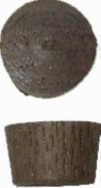 "Screw Hole Plugs - End Grain Walnut - 3/8"" W2-6513"